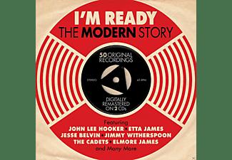 VARIOUS - I'm Ready-Modern Story  - (CD)