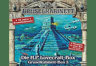Gruselkabinett Box 3 (10 Jahre Gruselkabinett)  - (CD)