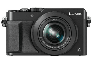 Cámara - Panasonic Lumix DMC-LX100, sensor Micro 4/3, vídeo 4K
