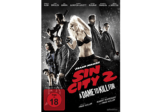 Sin City 2 - A Dame to Kill for [DVD]