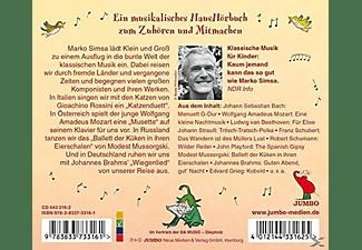 Marko Simsa - Klassik-Hits für Kinder  - (CD)