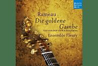 Ensemble Fleury - Rameau - Die Goldene Gambe [CD]