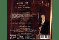 Ensemble Tourbillon, Blazikova Hana - Vienna 1709 - Opera Arias [CD]