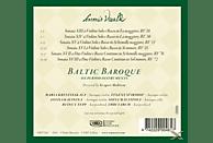 Baltic Baroque - Vivaldi Opera Quinta [CD]