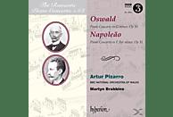 Arthur Pizarro, Bbc National Orchestra Of Wales - Das Romantische Klavierkonzert Vol.64 [CD]