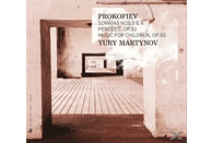 Yury Martinov - Klaviersonaten Nrn.5 & 5/Pensées op.62/Music for [CD]