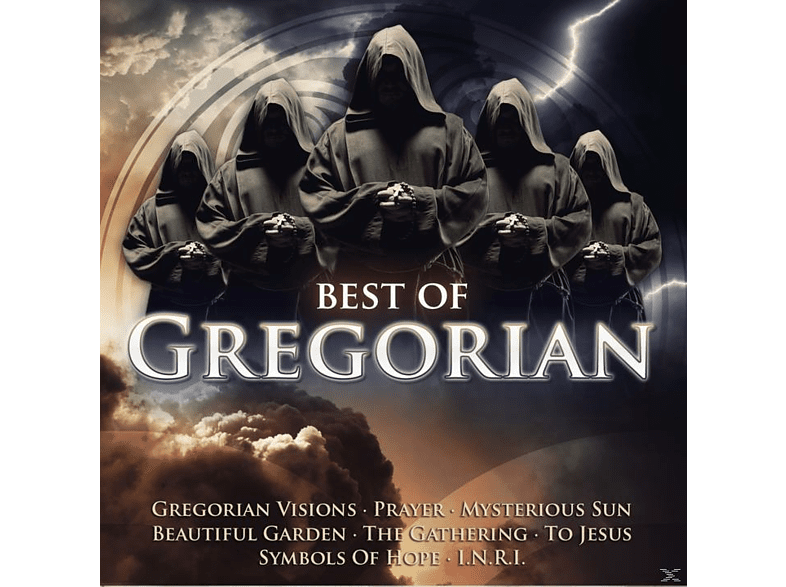 Vitam Venturi - Best Of Gregorian [CD]
