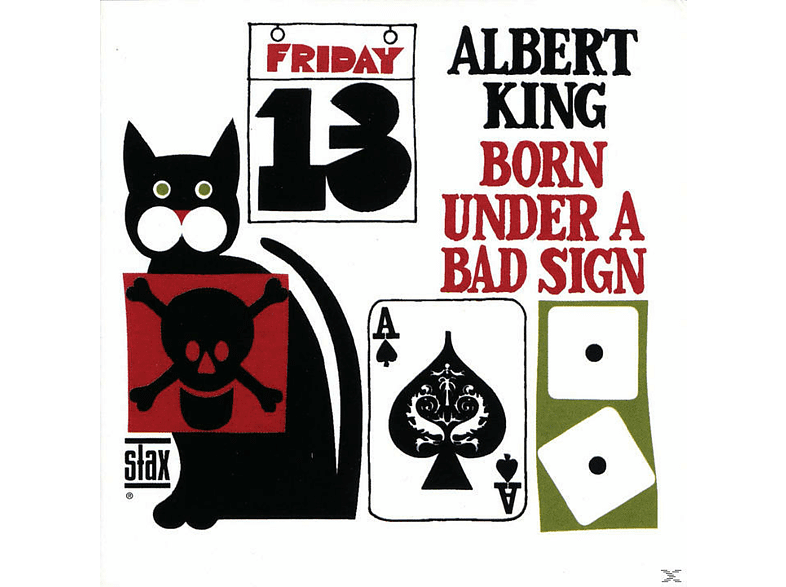 Albert King - Born Under A Bad Sign (Stax Remasters) [CD]