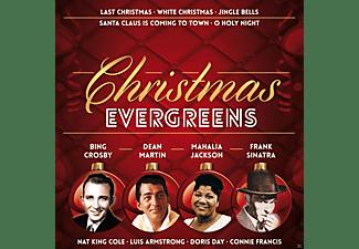 VARIOUS - Christmas Evergreens  - (CD)