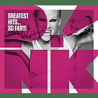 P!nk - Greatest Hits...So Far!!!  - (CD)