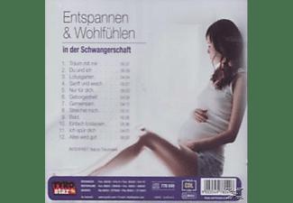 VARIOUS - Entspannen Und Wohlfühlen In Der Schwangerschaft  - (CD)