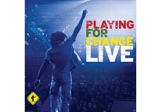 Playing For Change - Playing For Change Live  - (CD + DVD Video)