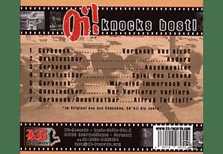 Gerbenok & Unantastbar - Oi! Knocks Best (Split)  - (CD)