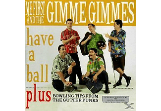Me First And The Gimme Gimmes - Have A Ball  - (CD)