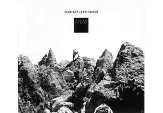 Let's Dance! Fuck Art - Atlas  - (CD)
