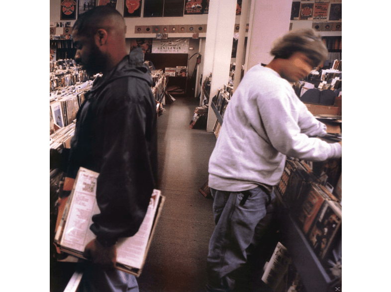DJ Shadow - Endtroducing... [Vinyl]