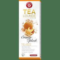 TEEKANNE 7176 Orange Splash No. 822 Teekapseln (Teekanne Tealounge System)