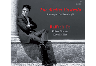Rafael Pe - The Medici Castrato-A Homage To Gualberto Magli - (CD)