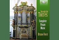 Bruno Forst - Complete Organ Music [CD]