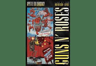 Guns N' Roses - Appetite For Democracy: Live  - (DVD)