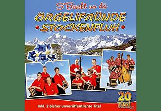 Örgelifründe Stockenfluh - S' Bescht Vo Dä  - (CD)