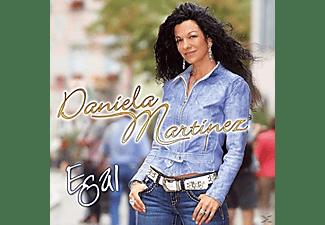 Daniela Martinez - Egal  - (CD)