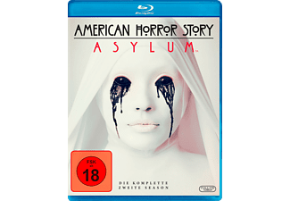 American Horror Story - Season 2: Asylum [Blu-ray]