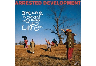Arrested Development - 3 Years,5 Months And 2 Days In The  - (Vinyl)