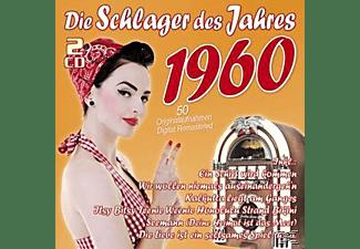 VARIOUS - Die Schlager Des Jahres 1960  - (CD)