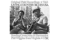 "Cephas, John ""Bowling Green"" & Wiggins, Phil ""Harmonica"" - Original Field Recordings Vol.1-L [LP + Download]"