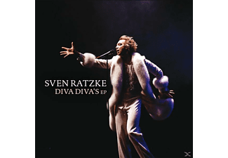 Sven Ratzke - DIVA DIVA S  - (CD)