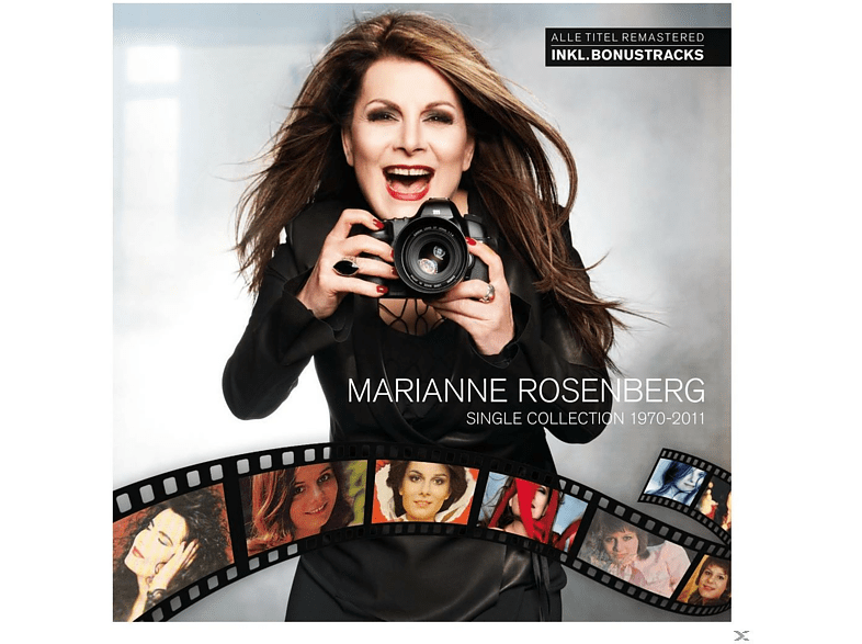 Marianne Rosenberg - Die Single Collection 1971-2012 [CD]