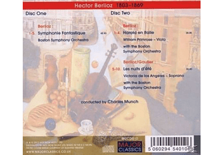 Boston Symphony Orchestra - Symphonie Fantastique  - (CD)