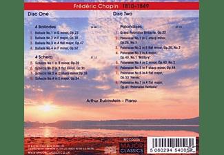 Arthur Rubinstein - Favourite Piano Works  - (CD)