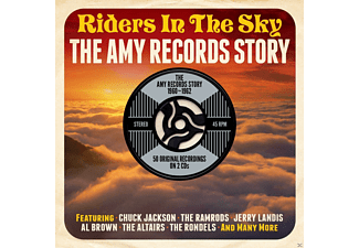 VARIOUS - Riders In The Sky  - (CD)