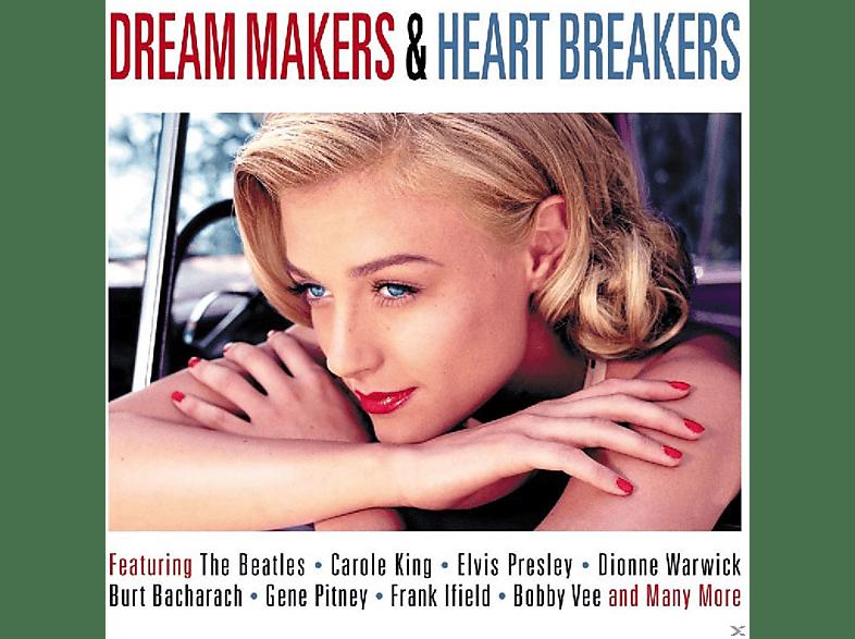 VARIOUS - Dream Makers & Heart Breakers [CD]