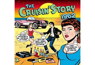 VARIOUS - Cruisin' Story 1962  - (CD)