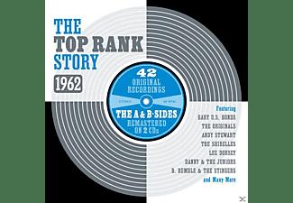 VARIOUS - Top Rank Story 1962  - (CD)