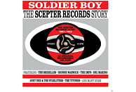 VARIOUS - Turn Me Loose - The Scepter Records Story 2 [CD]