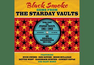 VARIOUS - Black Smoke - Gems From Starday Vaults 1961-62  - (CD)