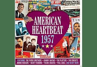 VARIOUS - American Heartbeat 1957  - (CD)