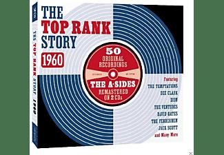 VARIOUS - The Top Rank Story 1960  - (CD)