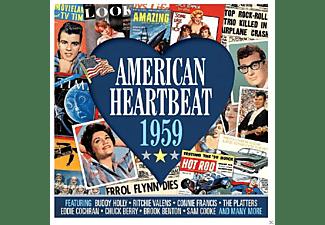VARIOUS - American Heartbeat 1959  - (CD)