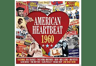 VARIOUS - American Heartneat 1960  - (CD)