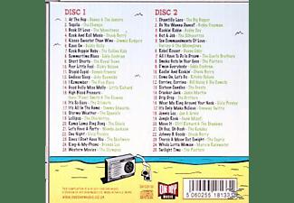 VARIOUS - The Cruisin' Story 1958  - (CD)