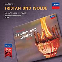 Nilsson, Uhl, Resnik, Wiener Philharmoniker - Tristan Und Isolde [CD]