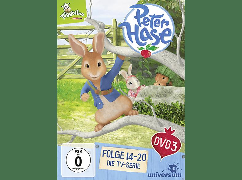 Peter Hase DVD 3 (Folge 14-20) [DVD]