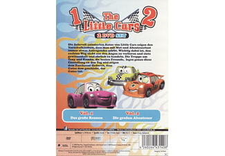 The Little Cars 1 & 2 DVD