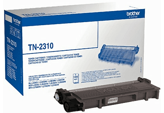 Cartucho tóner - Brother TN2310  Negro, Para DCP L2500, L2520, L2540, HL