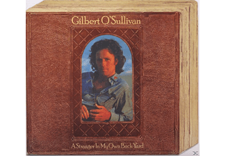 Gilbert O'sullivan - A Stranger In My Own Back Yard (Rem+Bonustracks) - (CD)